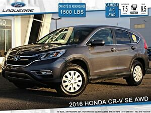 2016 Honda CR-V **SE*AWD*CAMERA*CRUISE*A/C**