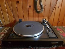 Dual 505-3 Turntable circa 1990 in Perfect Condition