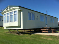 Haven Littlesea Weymouth Dorset .. 3 Bed Prestige Static Caravan, Central Heating, Great Position