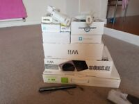 Full Wii console with games