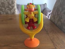 High chair Toys