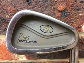 Used King Cobra Oversize Golf Clubs