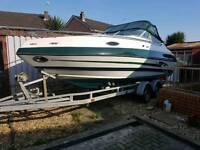 Mariah z218 cuddy speed boat