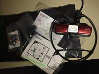 Sony Walkman Mp3 Waterproof Noise Cancelation Earphones