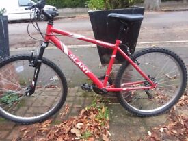Brand new boys/men cycle sparingly used available in Hounslow for immediate sale
