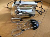 Kenwood electric food mixer
