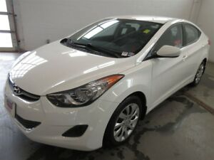 2013 Hyundai Elantra GL- EXT WARRANTY! HEATED SEATS! BLUETOOTH!