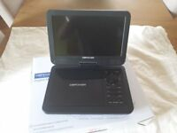 DBPower 10.5 inch portable DVD player