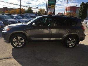 2010 Toyota RAV4 Sport/METICULOUS SERVICE HISTORY/PRICED FOR A Q Kitchener / Waterloo Kitchener Area image 5