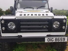 New Landrover Grill Kits