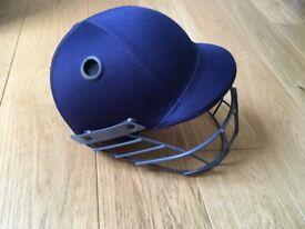 Grey Nicolls junior boys cricket helmet size 51-54cm
