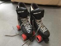 Ventro Pro Turbo quad boots size 6