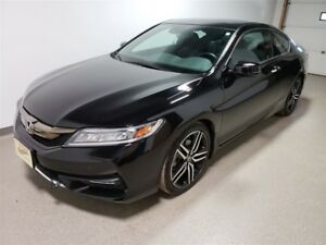 2016 Honda Accord Touring V6 - Remote start - Navi - Leather