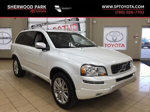2014 Volvo XC90 All Wheel Drive!