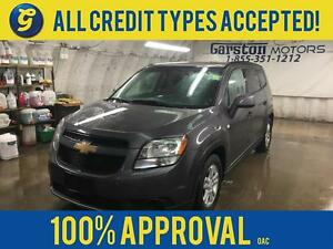 2012 Chevrolet Orlando LT*7 SEATER*KEYLESS ENTRY*ALLOYS*ROOF RAI