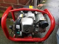 Clarke petrol compressor