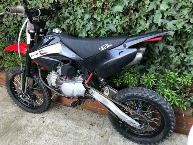Pitbike pit bike z155 yx160 160cc big wh | in Worsley, Manchester | Gumtree