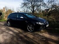 Seat Leon FR 2.0 Petrol | Automatic (DSG) | DAB/DVD/Bluetooth Audio Double DIN Radio | MOT Sept 17