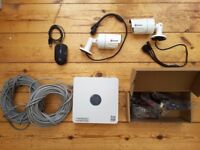 Remote real time CCTV property surveillance system. As new in original box. Watch from your mobile.