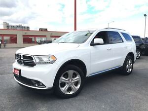2015 Dodge Durango LIMITED**8.4 TOUCHSCREEN**NAVIGATION**SUNROOF
