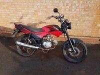 Kenbo kb50-23 50cc learner legal manual bike