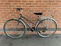 Hybrid bikes - pre-used - Dawes, Raleigh, Trek - lightweight aluminium frame.