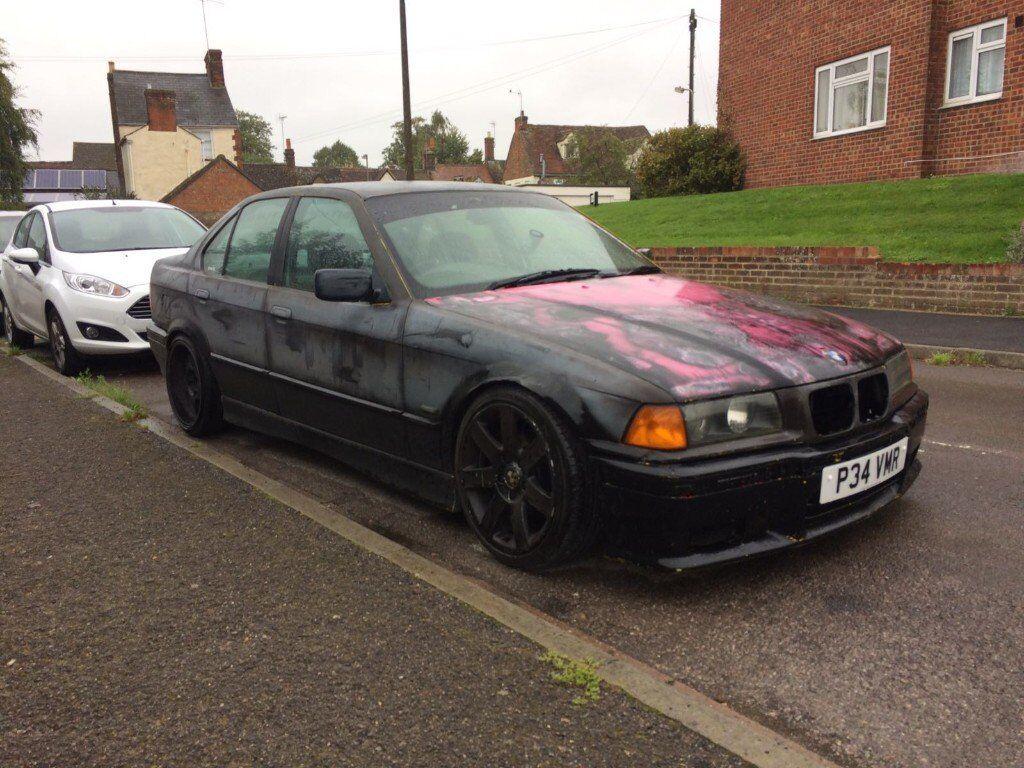 BMW E36 2.5 Drift ready