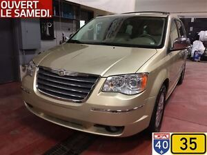 2010 Chrysler Town & Country LIMITED, PORTE+HAYON ÉLECTRIQUE, BA