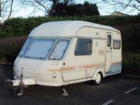 1992 Avondale Mayfly 2 Berth Caravan