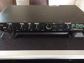 Trace Elliot V Type pre amp