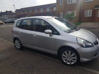 HONDA JAZZ 2008,2-KEYS, SERVICE HISTORY, EXCELLENT CONDITION