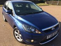 2008 Ford Focus Zetec Automatic Full Servicr History Low Miles 2 Keys Px Welcome