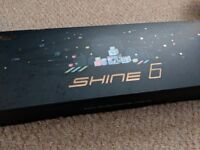 Ducky Shine 6 (Cherry MX Brown) Mechanical Keyboard + Original Box + Set of ABS Doubleshot Keycaps