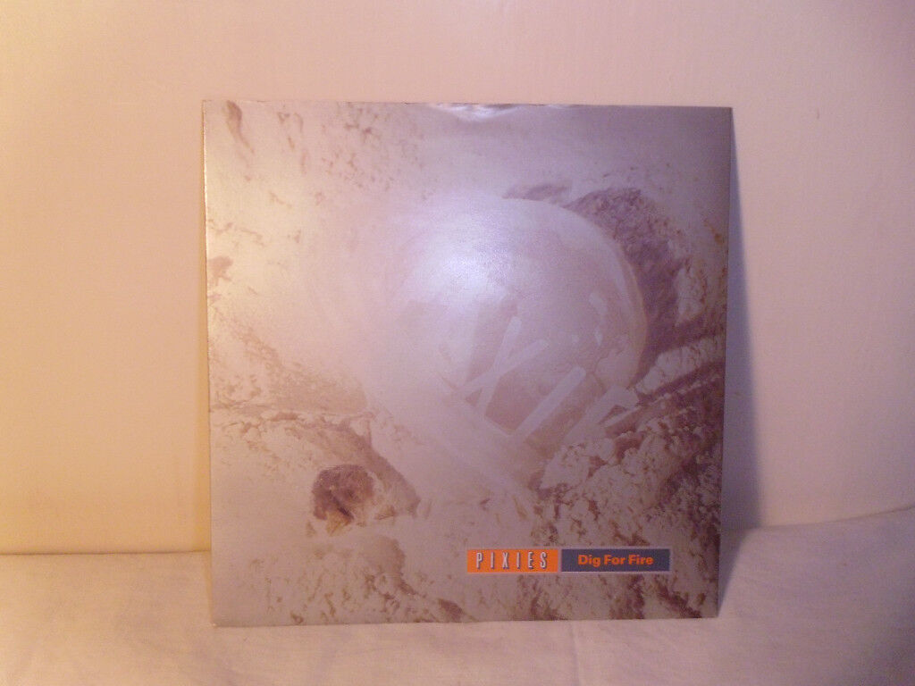 """PIXIES """"DIG FOR FIRE"""" VINYL 7"""" SINGLE"""