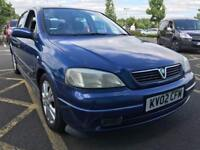 VAUXHALL ASTRA 1.6 SXi / MANUAL / GREAT CONDITION / SERVICE HISTORY / £795