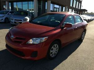 2012 Toyota Corolla CE EHNANCED CONVENIENCE