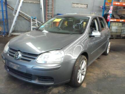 WRECKING 2007 VOLKSWAGEN GOLF 2.0 AUTOMATIC HATCHBACK (C24098) Lansvale Liverpool Area Preview