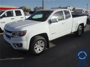 2015 Chevrolet Colorado Extended Cab 2WD LT, Bluetooth, 2.5L