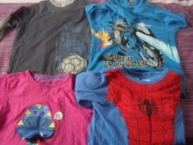 Boy's Clothes aged 4-5 - good condition