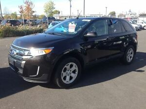 2013 Ford Edge SEL AWD CUIR TOIT PANORAMIQUE CAMERA