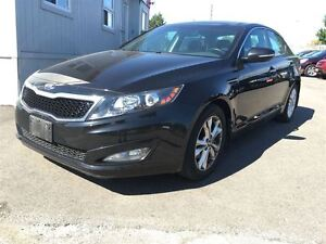 2013 Kia Optima EX+/ LOW K/ PERFECT CITY CAR