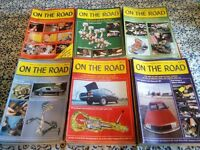 "Marshalll Cavendish ""ON THE ROAD"" Magazines LARGE SELECTION"