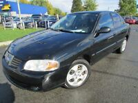 2005 Nissan Sentra 1.8 Special Edition Package