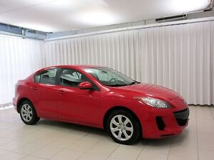 2013 Mazda 3 DEAL! DEAL! DEAL! SEDAN w/ BUCKET SEATS, MP3 PLAYE