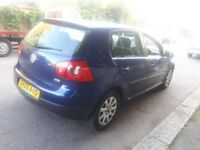 Vw golf mak 5 1.9 tdi 2005 All part avalibil