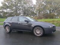 Alfa Romeo 159 Sportwagon 2.0 JTDM 16v Elegante with BLUETOOTH 12 MONTS MOT START/STOP BOSE