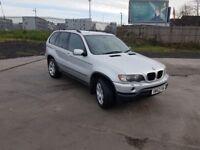 2002 / 52 BMW X5 D Sport 4x4 Automatic 3.0 Diesel 5 Door - MOT November 2018 - 103300 Miles