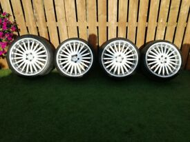 Four 21 inch alloys for Mercedes