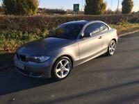 BMW 118d 2.0l sport coupe+ full BMW service history+1 owner+MOT Nov 2017 £4895ono