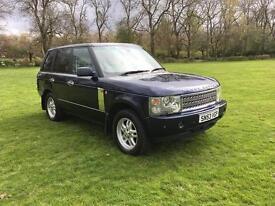 Range Rover hse 3.0 td6 . Mot 18-3-18